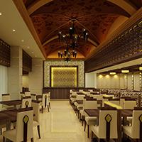 Restaurant at Brijwasi Royal, Mathura