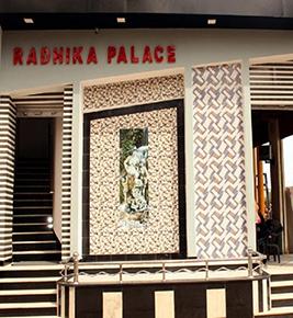 Hotel Radhika Palace, Mathura