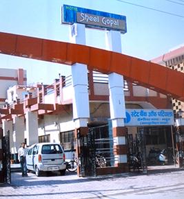 Hotel Sheel Gopal Vision Mathura