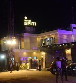 Hotel Spiti Mathura